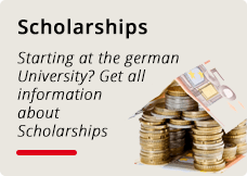 Scholarships for students in Germany